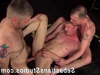 Power Fucked and jizz packed