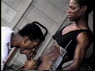 VCA Gay Black American scene