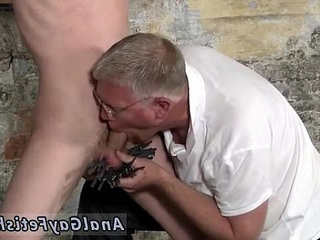 Military gays restrain bondage arsefuckhole movies With his sensitive pouch tugged