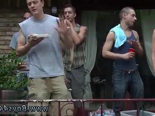 Hot gay hook-up Landon scravingsed and jizz soaked!