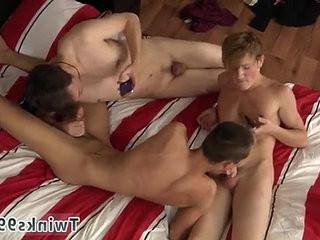 Scene emo lovemaking videos gay perv porn Cwarmthing Boys Threesome!