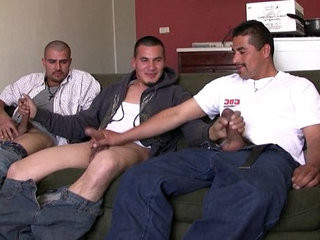 Bilatino studs fuck and suck nude back, see this big dick uncut studs in act