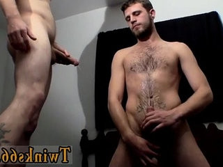 Naked guys Welsey Gets Drenched Sucking Nolan