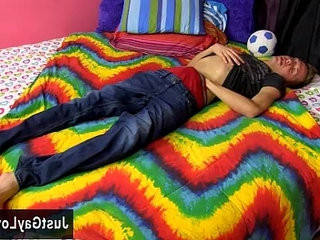 Free hairy gay man gay naked hook-up videos Kenny Monroe hops onto the sofa and