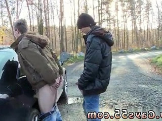 Gay hook-up baskinnyg photo first time Outdoor Anal joy