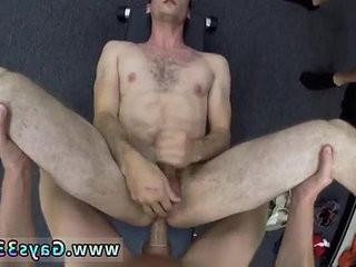 Hoy boy butt-cheekss gay very first time Fitness trainer getranssexual assfuck banged