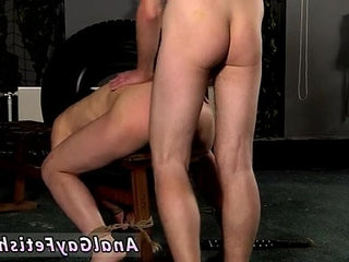 Gay trimmed pubes A crimson Rosy Arse To Fuck