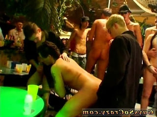 Male gay orgy is spunking to a equipmentid and prompt close