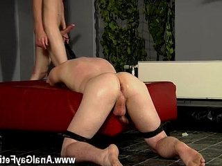 Amatuer gay creampie movies Fucked And Milked Of A Load