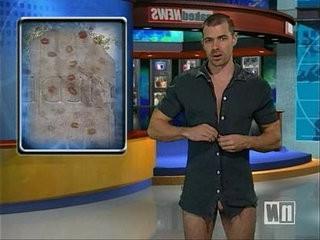 Naked News masculine